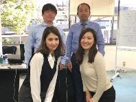 https://iishuusyoku.com/image/20代の転職相談所から入社した先輩も活躍中!わからないことがあれば先輩社員を頼ってくださいね。