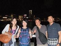 社員旅行では、海外旅行も楽しみました。次の旅行は、あなたも一緒に出掛けましょう!