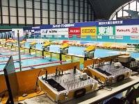 水泳競技は奥が深い!国内トップシェアブランドの製作およびOEM開発を行う、隠れた実力派企業です!