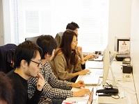 https://iishuusyoku.com/image/少人数制の会社なので、先輩社員との距離も近く、未経験でもわからないことはなんでも聞ける環境です!