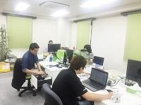 https://iishuusyoku.com/image/少数精鋭。個々が最大のパフォーマンスを発揮しつつ、互いに協力し合いながら仕事を進めています!