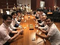 https://iishuusyoku.com/image/社員同士のコミュニケーションも盛ん。社員懇親会などのイベントに対する費用は全額会社が負担しています!