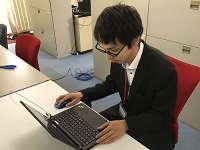 https://iishuusyoku.com/image/お客様の課題をしっかりヒアリングした上で仕様書を作成します。