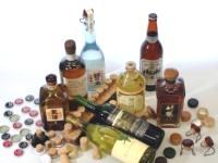 ビール、焼酎、ワイン、日本酒のビンのコルク栓や王冠を作っている、知る人ぞ知る有名企業です!
