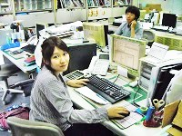 https://iishuusyoku.com/image/20代の先輩も活躍中!落ち着いていてアットホームな社風なので、安心して働けますよ!