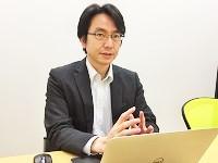 https://iishuusyoku.com/image/事業部長です。「将来的には海外展開なども視野に入れて事業を発展させていきたい」と、ビジョンを熱く語ってくれました!