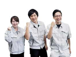 https://iishuusyoku.com/image/本社の様子です。アットホームな笑顔溢れる雰囲気も同社の魅力の1つです。転勤も無いため腰を据えて長く働いていくことができます。