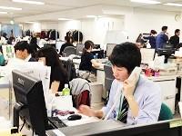 https://iishuusyoku.com/image/チーム力が命!困っているとき、周りのみんなで助けてくれる社風。先輩や周りの人に相談もしやすい環境です◎
