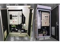 http://iishuusyoku.com/image/全国の交通信号機をはじめ道路情報板、CCTVカメラ、気象観測装置など幅広い重要機器に活躍している、独自製品の小型自動発電装置。