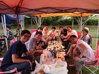 http://iishuusyoku.com/image/バーベキューやクリスマスパーティーなどのイベントも豊富。それが朗かな社風となって、個々のモチベーションの維持に大きく貢献しています!