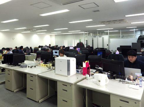 https://iishuusyoku.com/image/女性だけでなく男性の産休育休取得もあり、安心して働ける環境です。また、お菓子・ドリンクなどの販売コーナーや、ウォーターサーバーを設置するなど、モチベーション高く働けるような職場づくりを行っています。