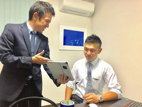 https://iishuusyoku.com/image/社員同士仲が良く、部署や拠点の垣根を越えてコミュニケーションも活発です。そして年齢・職歴・職層に関わらず、様々なことに挑戦させてもらえる場所です!