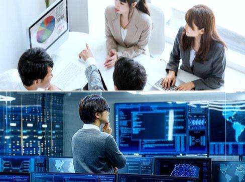 https://iishuusyoku.com/image/電通との仕事が多いこともあり、調査の規模が大きいのも同社ならでは!自分の携わったリサーチから生まれた商品・広告・サービスを実際にメディアなどで目にする機会も多く、やりがいは充分!