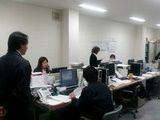 https://iishuusyoku.com/image/オフィスの様子です。平均年齢は30歳。ベテランの方も、若手の方も、幅広い年齢層の方が活躍されています。