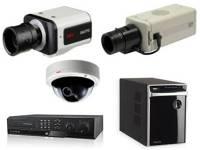"""デジタルレコーダ、監視カメラ。私たちの安全を守るセキュリティ機器を扱っている""""技術商社""""です。"""