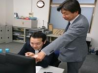 https://iishuusyoku.com/image/エンジニアの90%は文系出身者!成長意欲のある新しいメンバーを全員で受け入れる温かい社風も魅力です。