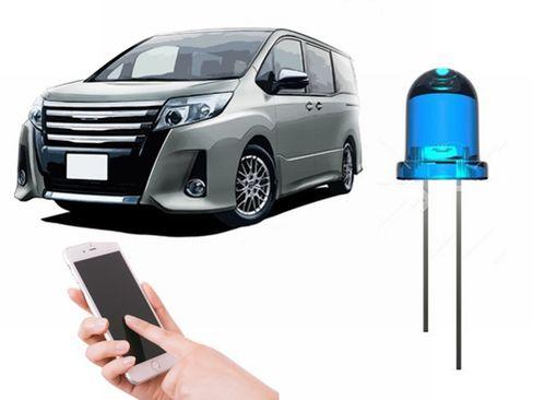 1957年の設立以来、金属・先端電子材料を扱っている輸入商社!同社の製品は、自動車、スマートフォン、青色LEDライトなど、幅広い産業分野の製品に使用されています!