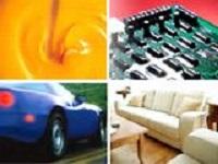 人の体に無害な樹脂「シリコーン」は塗料に添加されたり、タイヤから建材、各種エレクトロニクス製品などに使われたりと、さまざまな分野で大活躍!最先端の技術分野にも無くてはならない存在なんです!