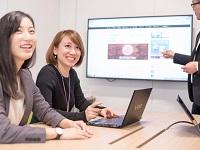 インターネットを中心として、様々なコミュニケーション手法を提案していく、「企画営業」の新しい仲間を募集します!