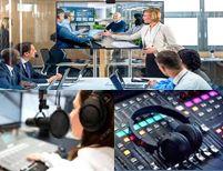 放送機器や音響機器を扱う専門商社です!同社製品は、全国の放送局やラジオ局、コンサートホールや劇場、ホテル、会議室や議場、大学など、さまざまなところで使用されています!