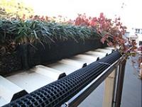 駐輪場の屋根を有効利用!駐輪場の屋根を緑のスペースに!!