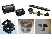 https://iishuusyoku.com/image/軽さと強度を求める一眼レフカメラの部品から、高温になる機器の機能部品まで。エンプラを使用した様々な部品を加工しています!