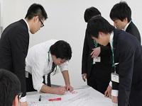 http://iishuusyoku.com/image/技術研修の教育担当者は現役の設計技術者です。研修が進んでいくにつれ、より専門的なカリキュラムを用意しています。