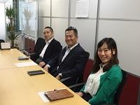 https://iishuusyoku.com/image/社長と社員の距離が近く、風通しの良い環境です◎