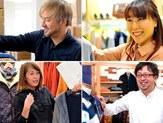 ファッションが好きでブランドを広めたいという想いの社員が在籍しています。キャリアチェンジ制度もあり、常に目標を持って成長できる環境です。