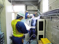 https://iishuusyoku.com/image/安全に正確にスケジュールどおりに工事が進むよう、工事を監督していくのも重要な仕事。