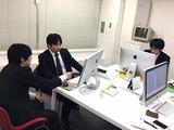 https://iishuusyoku.com/image/アットホームな社風が魅力。配属先ではベテランの先輩社員が優しく教えてくださるのでご安心くださいね。
