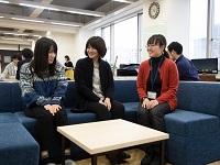 http://iishuusyoku.com/image/開放感あるオフィス。社員の平均年齢も若く、20代。管理者層も30・40代のため、年齢に関係なくフランクに働ける職場環境です!