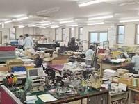 https://iishuusyoku.com/image/広々とした開発フロア。常時様々な製品開発プロジェクトが並行して進められています。