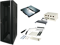 スマートフォンでのデータ通信やパソコンでの動画データダウンロードなど、インターネット上でやりとりされるあらゆるデータ通信を支える、サーバーラックの専業メーカー。