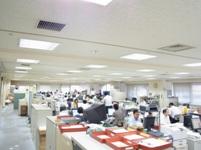 http://iishuusyoku.com/image/複数の言語が飛び交うインターナショナルな雰囲気!明るく活気に満ち溢れています!