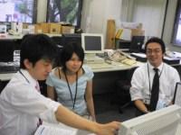 日本IBMをはじめする優良企業を主要取引先とし、安定した成長を遂げているソフトウェア会社です。