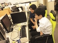 https://iishuusyoku.com/image/設計書の読み方からプログラミングの 基礎まで、3ヵ月かけて先輩エンジニ アがじっくりと教えます!