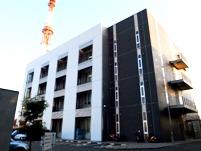 https://iishuusyoku.com/image/理研インキュベーションプラザ内にあるC社のオフィス。5年前に建設された、理研ベンチャーが集まるオフィス棟です。
