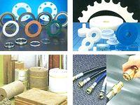 1950年創業、シール材、パッキン、保温・断熱材、油圧ホースなどの工業製品を納品している専門商社です。