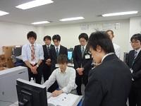 http://iishuusyoku.com/image/フォローアップ教育や常駐先から戻った社員に対してのレベルアップ教育、リーダー研修等を実施しています。