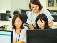 https://iishuusyoku.com/image/派遣常駐・下請けは一切ありません!また、女性が働きやすい短時間勤務、育児介護休業制度も揃っています。