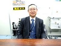 https://iishuusyoku.com/image/優しい語り口の社長。実は社長も、ガスの知識ゼロから勉強してシステム開発に着手したのです。