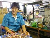 https://iishuusyoku.com/image/3年前に新卒で入社した先輩!社風が良く働きやすい会社です!技術好きなら最高の環境!