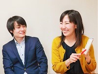 https://iishuusyoku.com/image/スタッフミーティングでは、「気軽に立ち寄ってもらえるようPOPを制作してみよう」といったアイデアを出し合います。