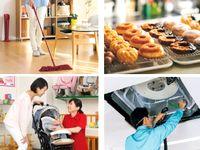 親会社はレンタル・清掃業やドーナツ店の運営で有名なあの企業!日本にフランチャイズ展開を広めたパイオニアで、現在6800店の加盟店をもちます!