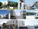 http://iishuusyoku.com/image/全国各地に支店・工場を展開。長年培ってきた技術・ノウハウをもとに新たな製造にも果敢に挑戦しており、同社が扱う塗料は私達の生活に欠かせないさまざまな製品に活かされています。