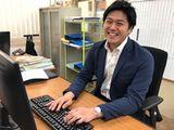 https://iishuusyoku.com/image/職場の雰囲気はアットホーム。少数精鋭組織で、若手でも裁量の大きい仕事ができます。また残業も月平均20h程度と、働きやすい環境です。