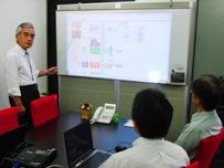 https://iishuusyoku.com/image/毎月1回社内研修があります。ITエンジニアからコンサルタントへのステップアップも可能で、 生涯活躍出来る環境があります。