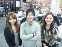 https://iishuusyoku.com/image/歴史ある会社ですが、若手にもどんどん仕事を任せてくれる社風があります!