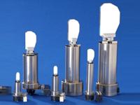 https://iishuusyoku.com/image/レーザー光反射鏡「ガルバノミラー」。軸回転用モーター + 回転角制御機構と組み合わせて「ガルバノスキャナ」として提供しています。